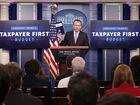 Trump reveals detailed spending cuts plan