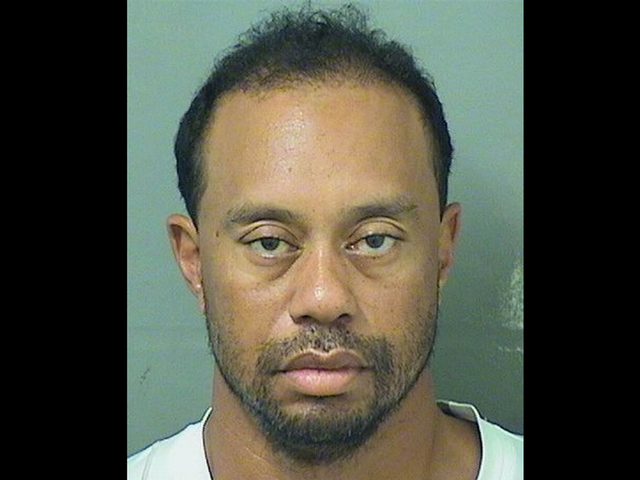 Tiger Woods was asleep at wheel, arrest report says