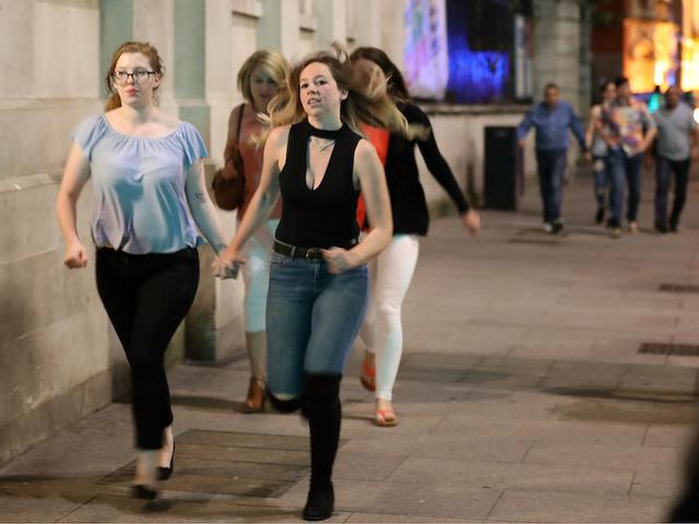 7 die in London terror attack