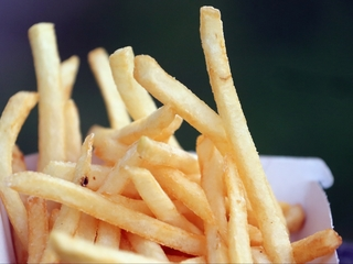 Research shows fried potatoes aren't healthy