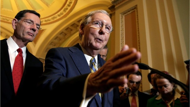Senate's 'Secret' Health Care Bill Cuts Medicaid, Eliminates Taxes for Wealthy