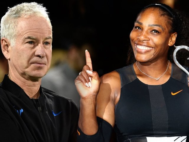 Serena reveals nearly all about her love story