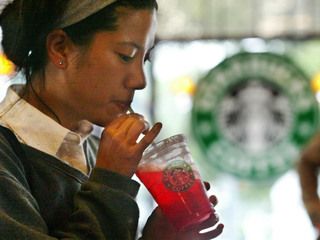 Fecal bacteria found in UK Starbucks drinks