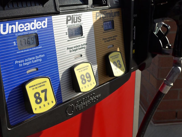 One-two punch causes gas prices to spike