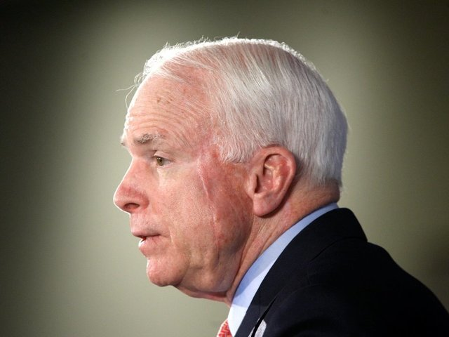 John McCain to return to Senate on Tuesday