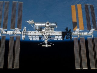 Now you can explore the ISS on Google Maps