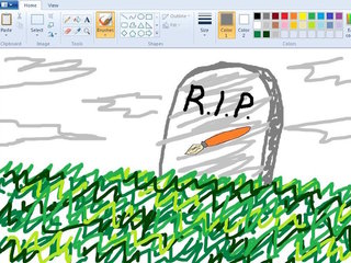 Microsoft Paint gets second chance at life