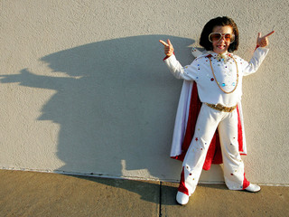 Photos: Elvis impersonators of all shapes, sizes