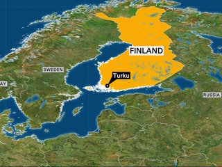 Several people in Finland town stabbed