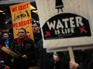 DAPL developer sues environmental groups