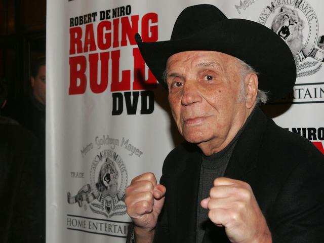 Jake LaMotta remembered as 'colorful character' by boxing expert Lou DiBella