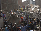 Hundreds killed by massive Mexico earthquake