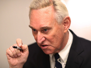 Stone goes after lawmakers during Russia hearing