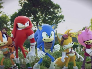 Sonic the Hedgehog may have his own movie