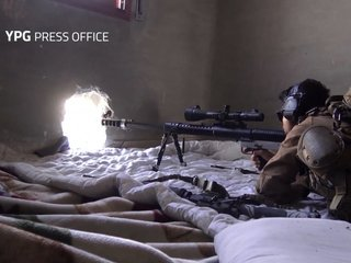 US-backed forces take over ISIS' 'capital'