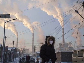 Pollution may be more deadly than smoking or war