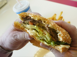 These are the fast food capitals of the USA