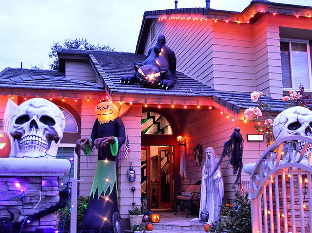 front porch fright ideas for scaring trick or treaters abc15 arizona