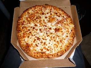 Pizza shop makes 225-mile delivery for patient