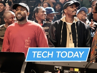 Kanye West on Tidal, Apple Pay, Android updates