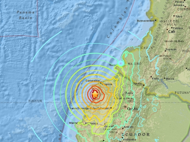 Tonga ecuador and japan all have big earthquakes in past few days tonga ecuador and japan all have big earthquakes in past few days gumiabroncs Gallery