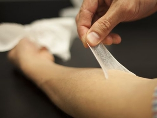This lab-created 'second skin' hides wrinkles