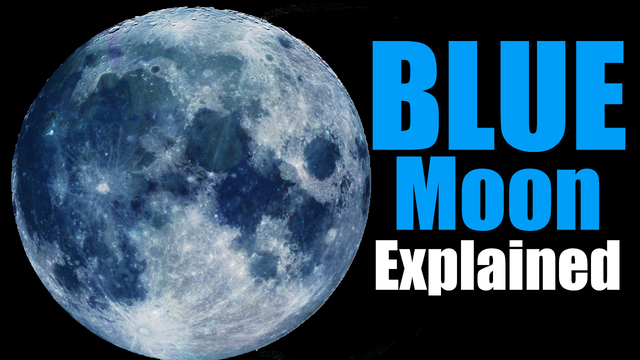Easter Weekend Blue Moon Will Be The Last Until 2020