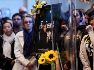 Paris victim's father sues Google, Facebook