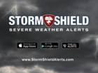Severe weather alerts from Storm Shield