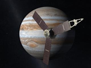 NASA's Juno probe enters Jupiter orbit