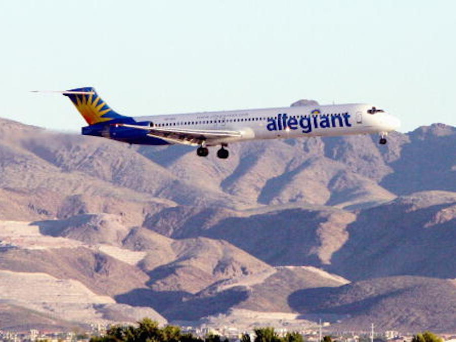 Allegiant Air Now Offering Free Services For Active