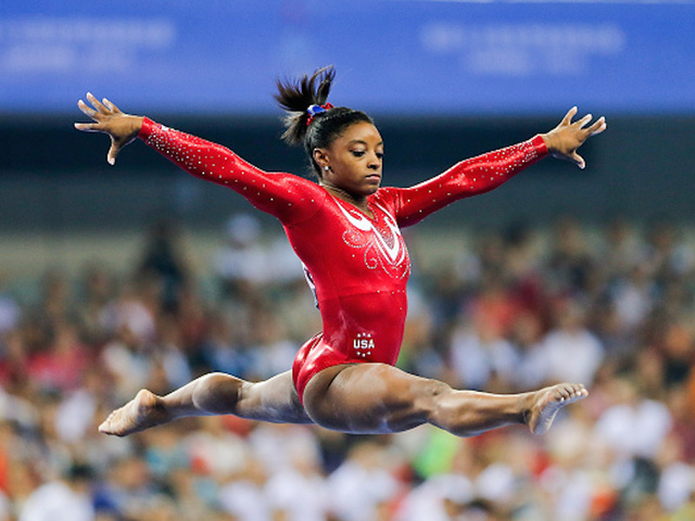 Simone Biles Says Former Team USA Doctor Abused Her