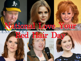 PHOTOS: 25 celebrities with red hair