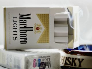 Philip Morris could nix cigarettes