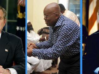 Ghana's new president plagiarizes major speech