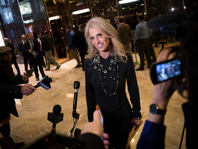 Watchdog: Trump adviser Kellyanne Conway violated Hatch Act
