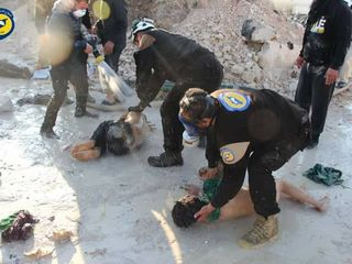 Khan Shaykhun chemical attack just the latest