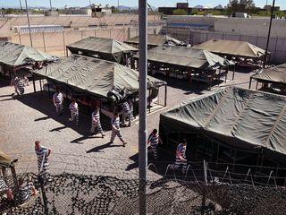 Arizona's 'Tent City' outdoor jail will close
