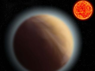 Earth-sized exoplanet with atmosphere a first