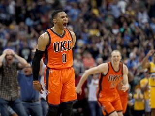 Westbrook breaks triple-double record