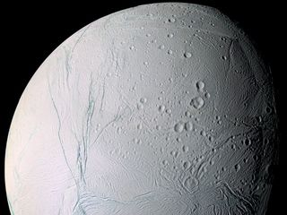 Saturn's moon shows possible hints of life