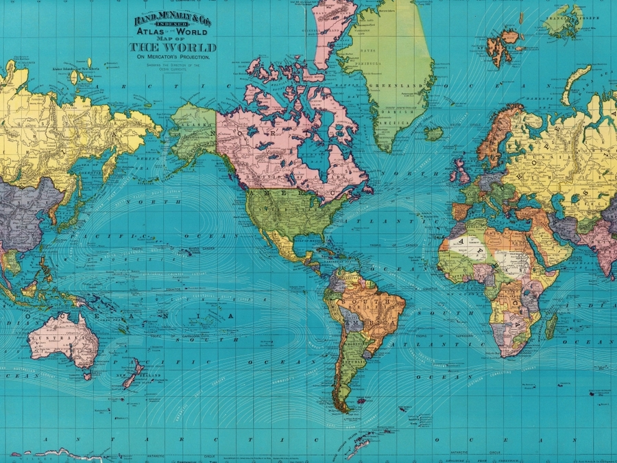 Most Detailed World Map.Why Most World Maps Are Very Wrong Newsy Story
