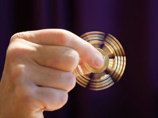 Fidget spinners: Toy or medical tool?