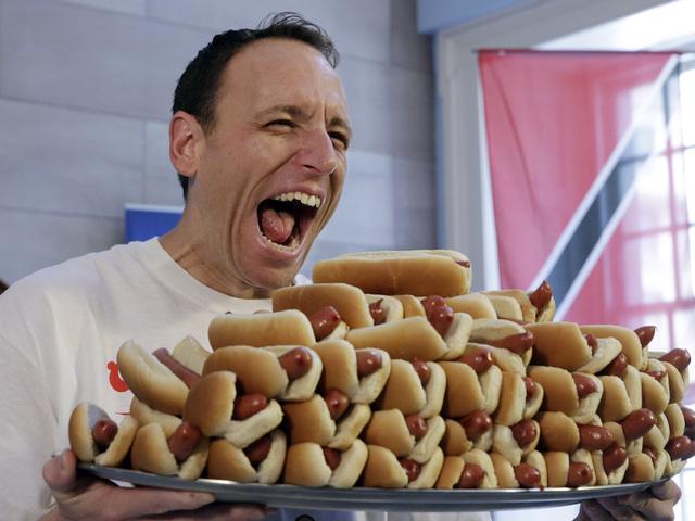 Hot Dog Eating Contest In Arizona
