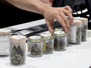 First medical pot drive-thru opens on Friday