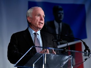 Sen. John McCain diagnosed with brain cancer