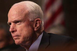 John McCain slams Trump's pardon of Joe Arpaio