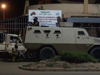 18 dead after restaurant attack in Burkina Faso