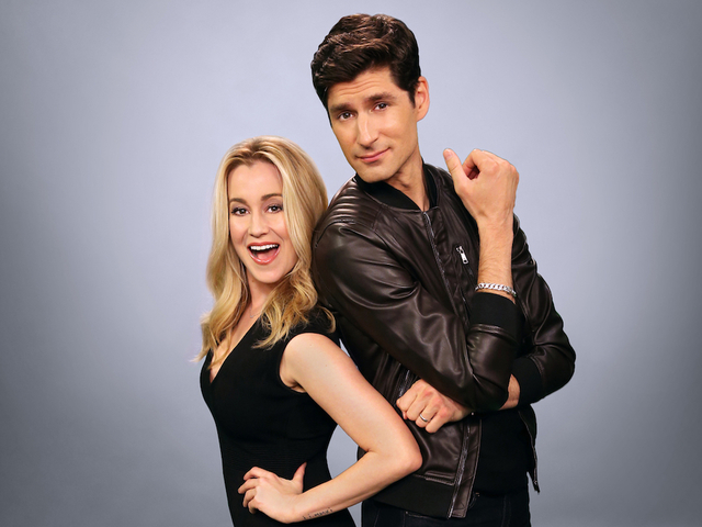 Country music star kellie pickler to debut new talk show abc15 arizona kellie pickler and ben aaron hosts of pickler ben m4hsunfo