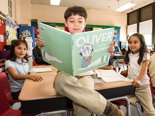 First Book has given out 160 million books